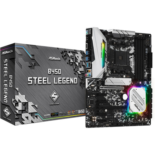 ASRock B450 Steel Legend