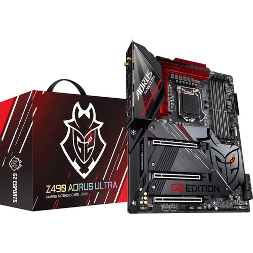 GIGABYTE Z490 AORUS ULTRA - Limited Edition G2