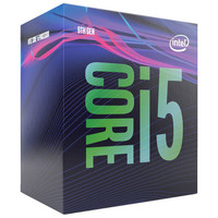 Intel Core i5-9600 (3.1 GHz)