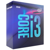 Intel Core i3-9100 (3.6 GHz)