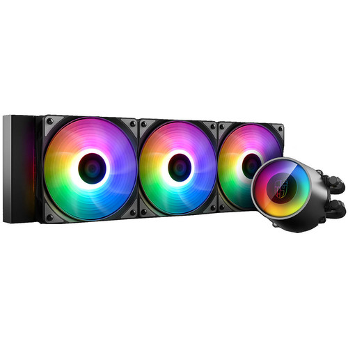 DeepCool Gamer Storm Castle 360RGB V2 - 360 mm