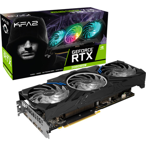 KFA2 GeForce RTX 2080 SUPER Work The Frames