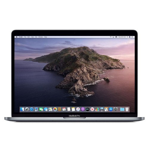 Apple MacBook Pro 13 Touch Bar 512 Go Gris sidéral (2020)