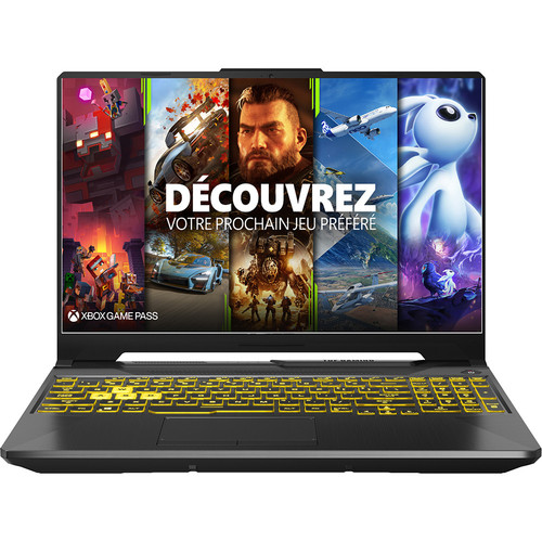 Asus TUF Gaming A15 (566IV-HN298T) Métal + Assassin's Creed Valhalla offert !