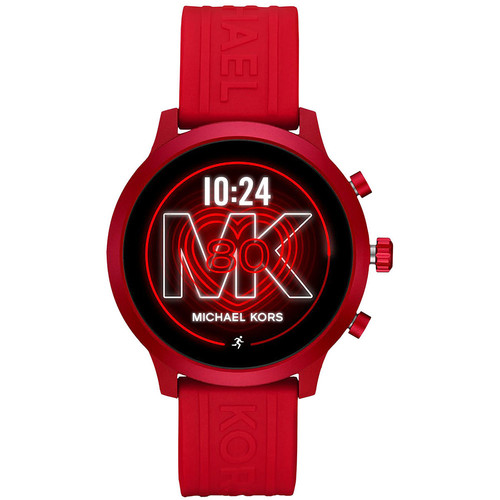 Michael Kors Access MKGO - 43 mm - Silicone / Rouge
