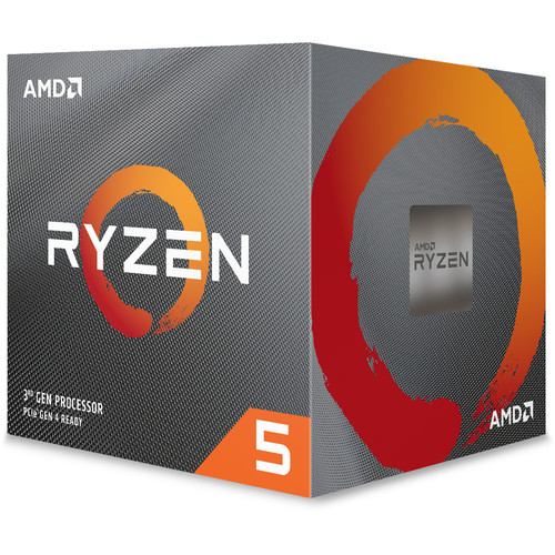 AMD Ryzen 5 3600XT (3.8 GHz)
