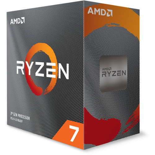 AMD Ryzen 7 3800XT (3.9 GHz)