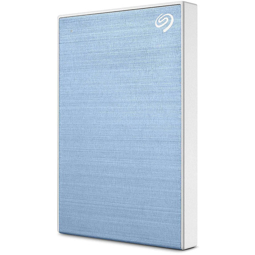 Seagate Backup Plus Slim 1 To - Bleu clair