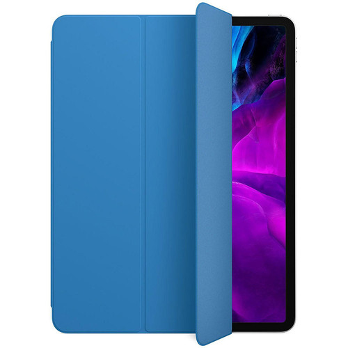 "Apple Smart Folio - iPad Pro 12.9"" (2020) - Bleu Surf"