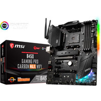 MSI B450 GAMING PRO CARBON MAX WIFI (d�j� compatible Ryzen 3XXX)