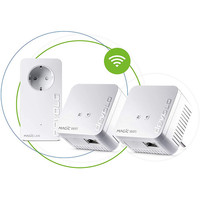 Pack de 3 adaptateurs CPL 1200 Mbps Devolo Magic 1 Wi-Fi mini Multiroom Kit