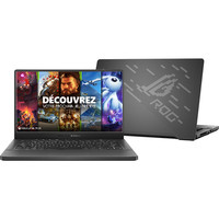Vente flash exceptionnelle sur Asus ROG Zephyrus G14 (GA401IV-159T) Eclipse AniMe Matrix