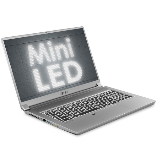 MSI Creator 17 (A10SE-063FR) mini-LED