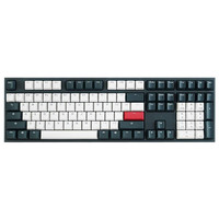 Ducky Channel One 2 Tuxedo (Cherry MX Silent Red)