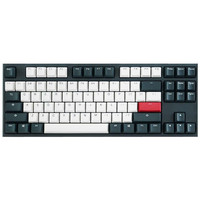 Ducky Channel One 2 Tuxedo TKL (Cherry MX Silent Red)