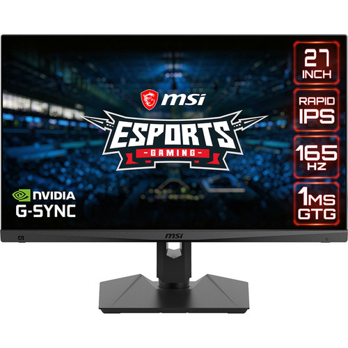 MSI Optix MAG274QRF-QD Adaptive Sync