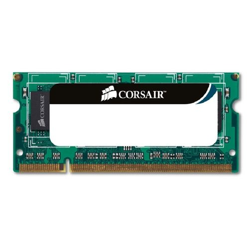 SO-DIMM DDR3 Corsair Value Select - 4 Go 1066 MHz - CAS 7