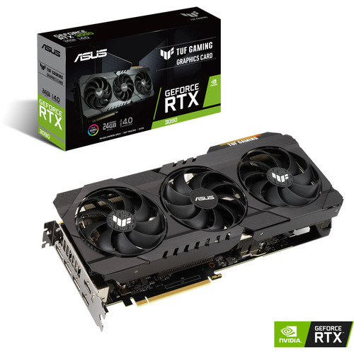Asus GeForce RTX 3090 TUF O24G GAMING