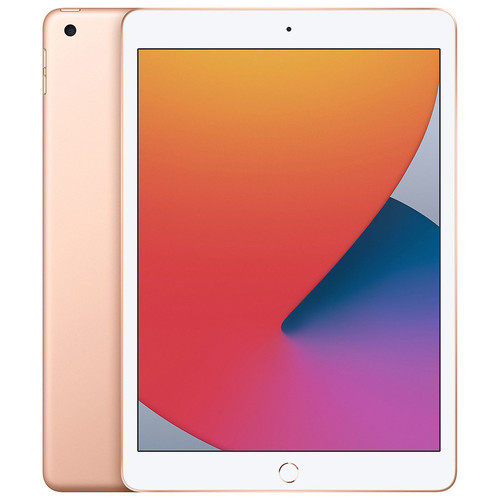 Apple iPad (2020) 128 Go - Wi-Fi + Cellular - Or