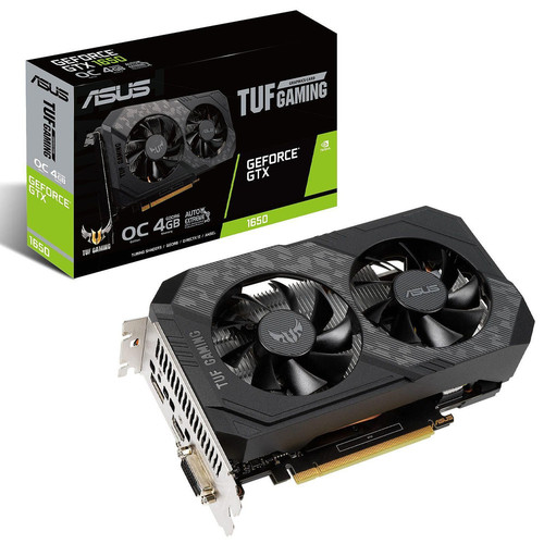 Asus GeForce GTX 1650 TUF O4GD6