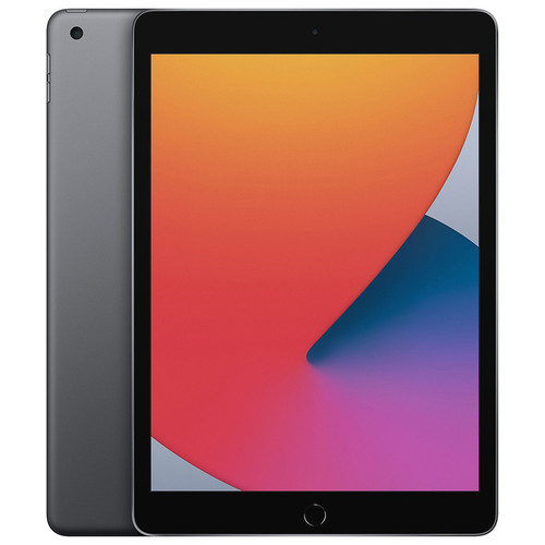 Apple iPad (2020) 128 Go - Wi-Fi + Cellular - Gris Sidéral