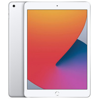 Apple iPad (2020) 128 Go - Wi-Fi + Cellular - Argent