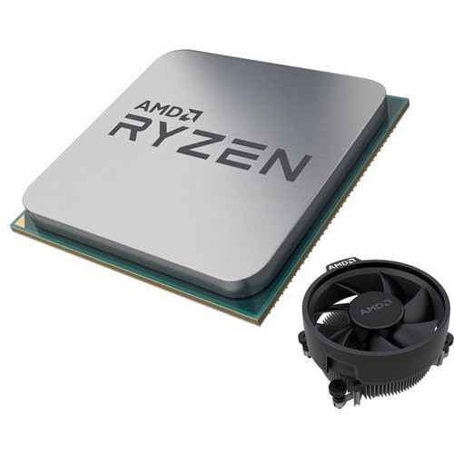 AMD Ryzen 5 5600X (3.7 GHz) - Version bulk