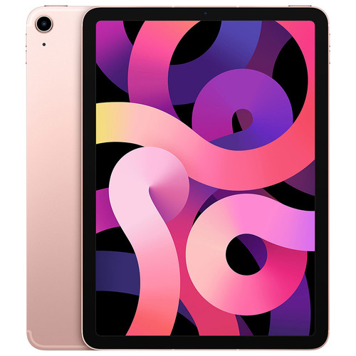 Apple iPad Air (2020) 256 Go - Wi-Fi + Cellular - Or Rose