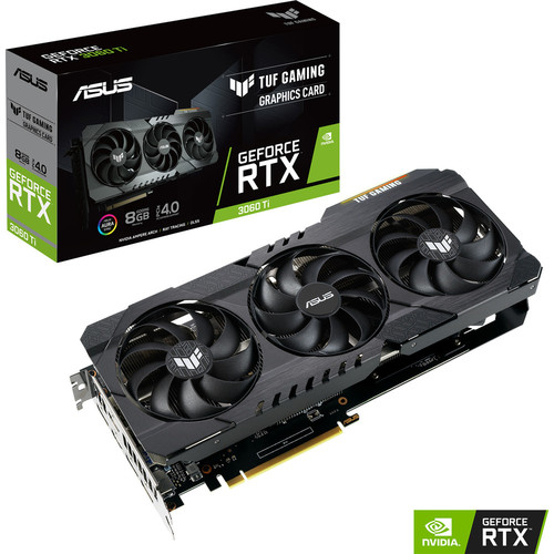 Asus GeForce RTX 3060 Ti TUF 8G GAMING