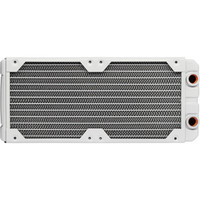 Corsair Hydro X Series XR5 Water Cooling Radiator - 240 mm - Blanc
