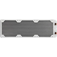 Corsair Hydro X Series XR5 Water Cooling Radiator - 360 mm - Blanc