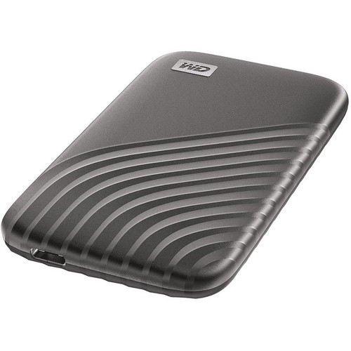 Western Digital My Passport SSD 500 Go - Gris