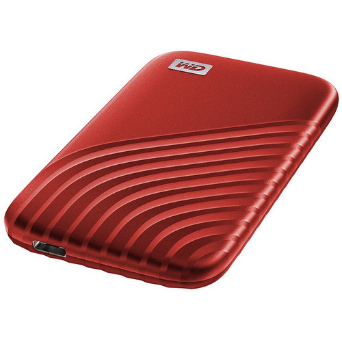 Western Digital My Passport SSD 1 To - Rouge