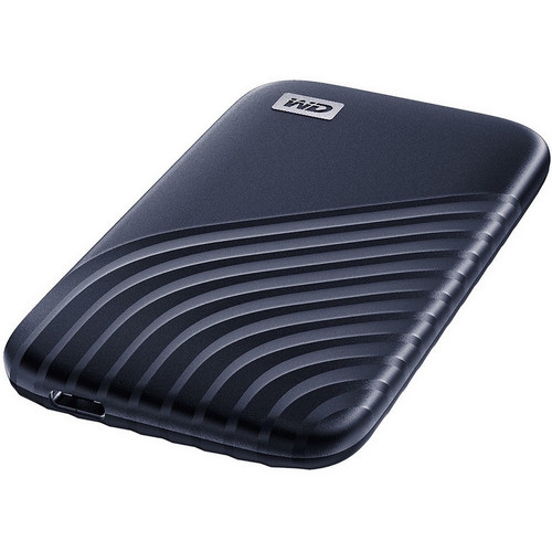 Western Digital My Passport SSD 2 To - Bleu