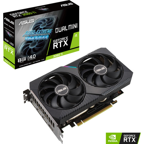 Asus GeForce RTX 3060 Ti DUAL MINI 8G