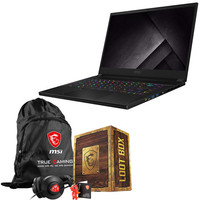 MSI GS66 Stealth (10UG-061FR) + Loot Box Pack L