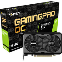 Palit GeForce GTX 1650 GamingPro OC GDDR6 (Rev. 2.0)