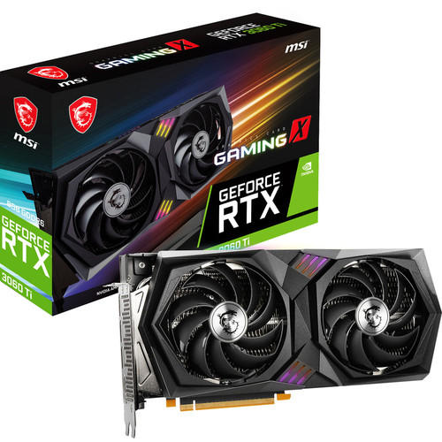 MSI GeForce RTX 3060 Ti GAMING X