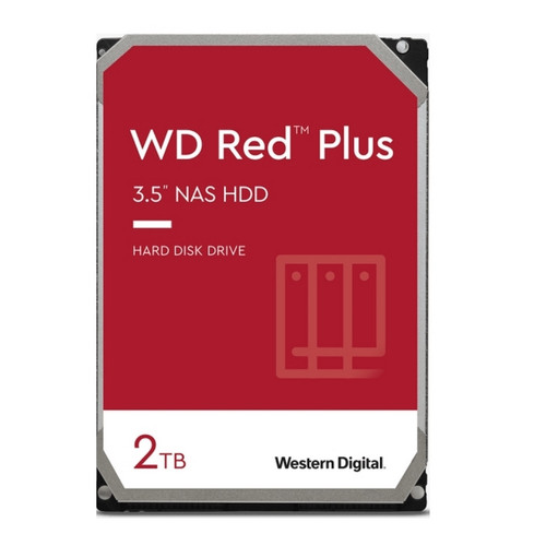 Western Digital WD Red Plus 2 To