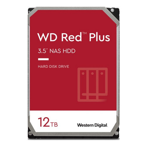 Western Digital WD Red Plus 12 To