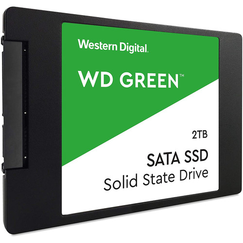 Western Digital WD Green 2 To