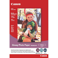 Papier Photo Glac�, GP-501, A6 (10x15), 170 g/m�, 100 feuilles, Canon