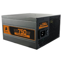 Alimentation Corsair TX750, 750 W