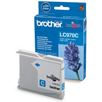 Cartouche d'encre Cyan LC-970C, Brother