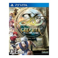 Ys Memories of Celceta - PS Vita