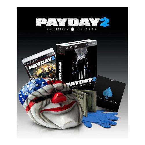 Payday 2 - Edition Collector - PS3
