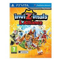 Invizimals - L'alliance - PS Vita PSVITA