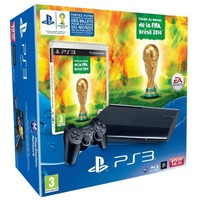 Sony PS3 Ultra Slim 12 Go + Coupe du monde de la FIFA Brésil 2014 PS3UltraSlim12Go
