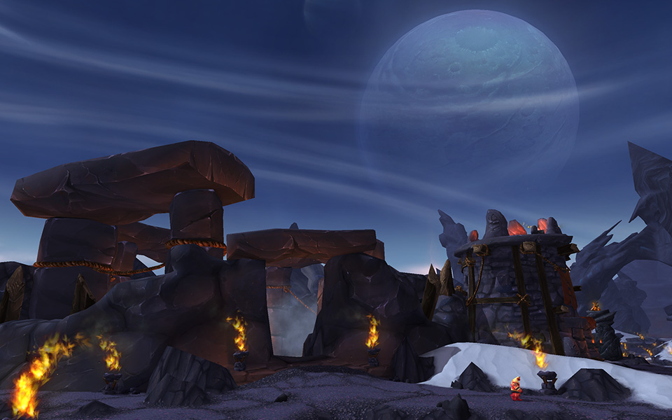 World of warcraft warlords of draenor pc top achat - World of warcraft sur console ...