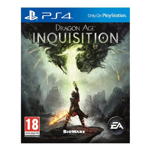 Dragon age inquisition ps4 top achat - Console dragon age inquisition ...